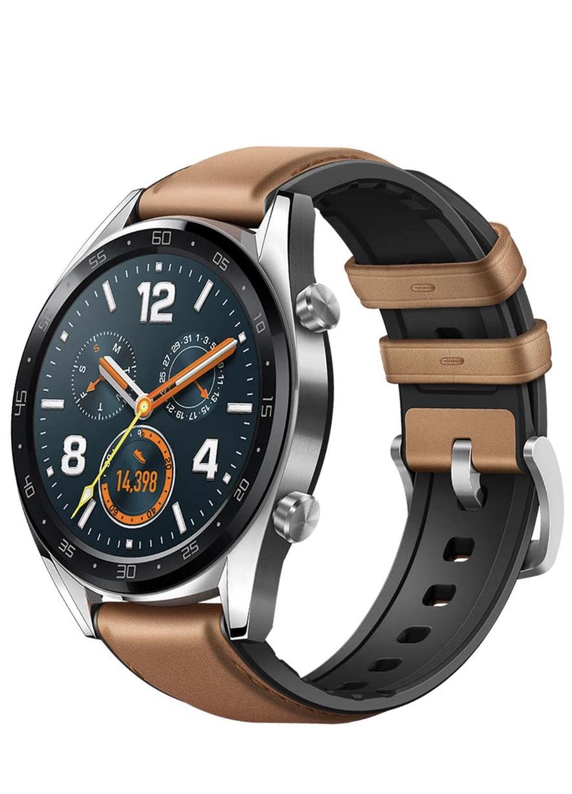 Montre connectée Huawei Watch GT - 46mm (Vendeur tiers)