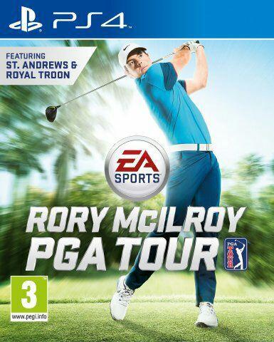 Rory Mcilroy PGA Tour 15 sur PS4 / Xbox One