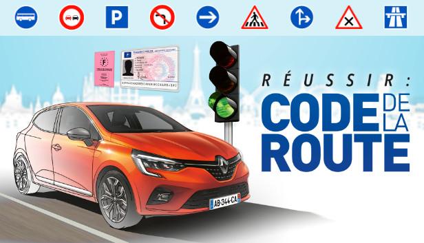 Réussir : Code de la Route sur PC (Dématérialisé)