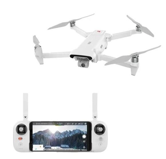 Drone quadricoptère RTF Xiaomi Fimi X8 SE (2020) - GPS, avec caméra 4K UHD, stabilisation 3 axes, blanc (Entrepôt CZ)