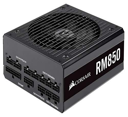 image produit Alimentation PC modulaire Corsair RM850 - 80+ Gold, 850W