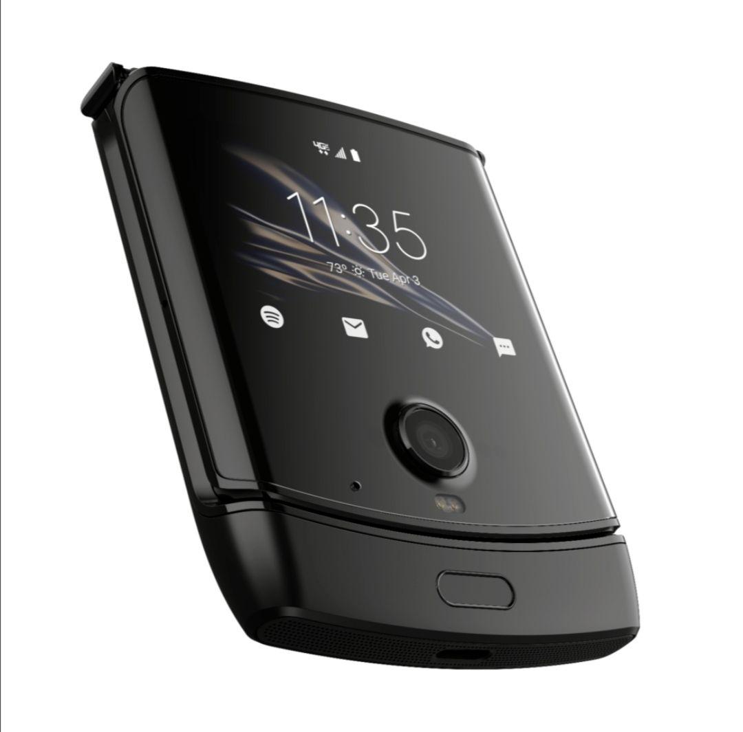 "Smartphone 6.2"" Motorola Razr 2019 - 128 Go, 6 Go de RAM"
