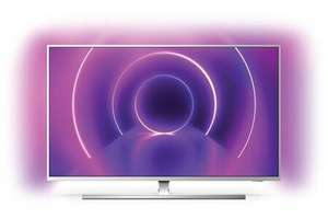 "TV 65"" Philips The One 65PUS8545 - LED, 4K UHD, HDR 10+, Dolby Vision & Atmos, Ambilight 3 côtés, Android TV"