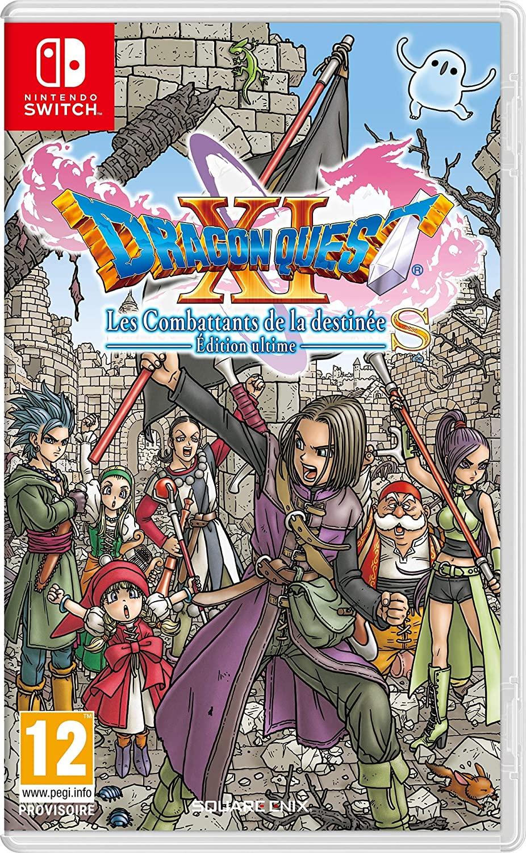 Dragon Quest XI S Edition Ultime sur Switch