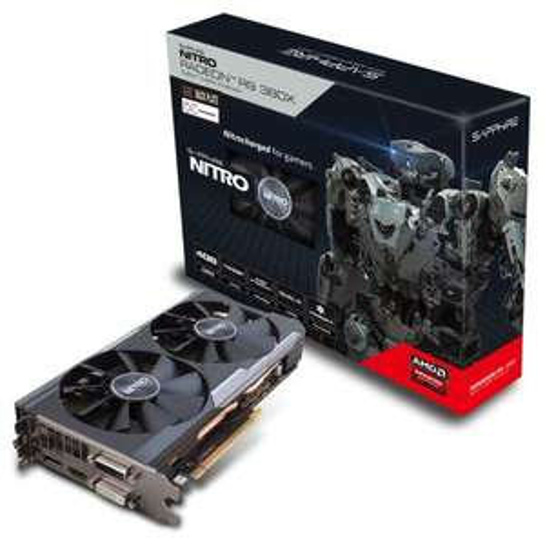 Carte graphique Sapphire Technology Radeon Nitro R9 380X 4Go GDDR5