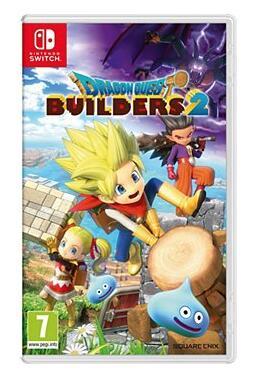 Jeu Switch Nintendo Dragon Quest Builders 2