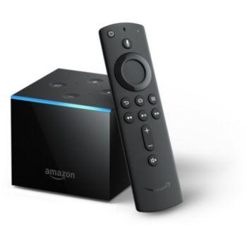 Passerelle multimédia Amazon Fire TV Cube - Noir