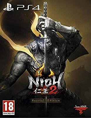 Nioh 2 - Édition spéciale (Steelbook) sur PS4
