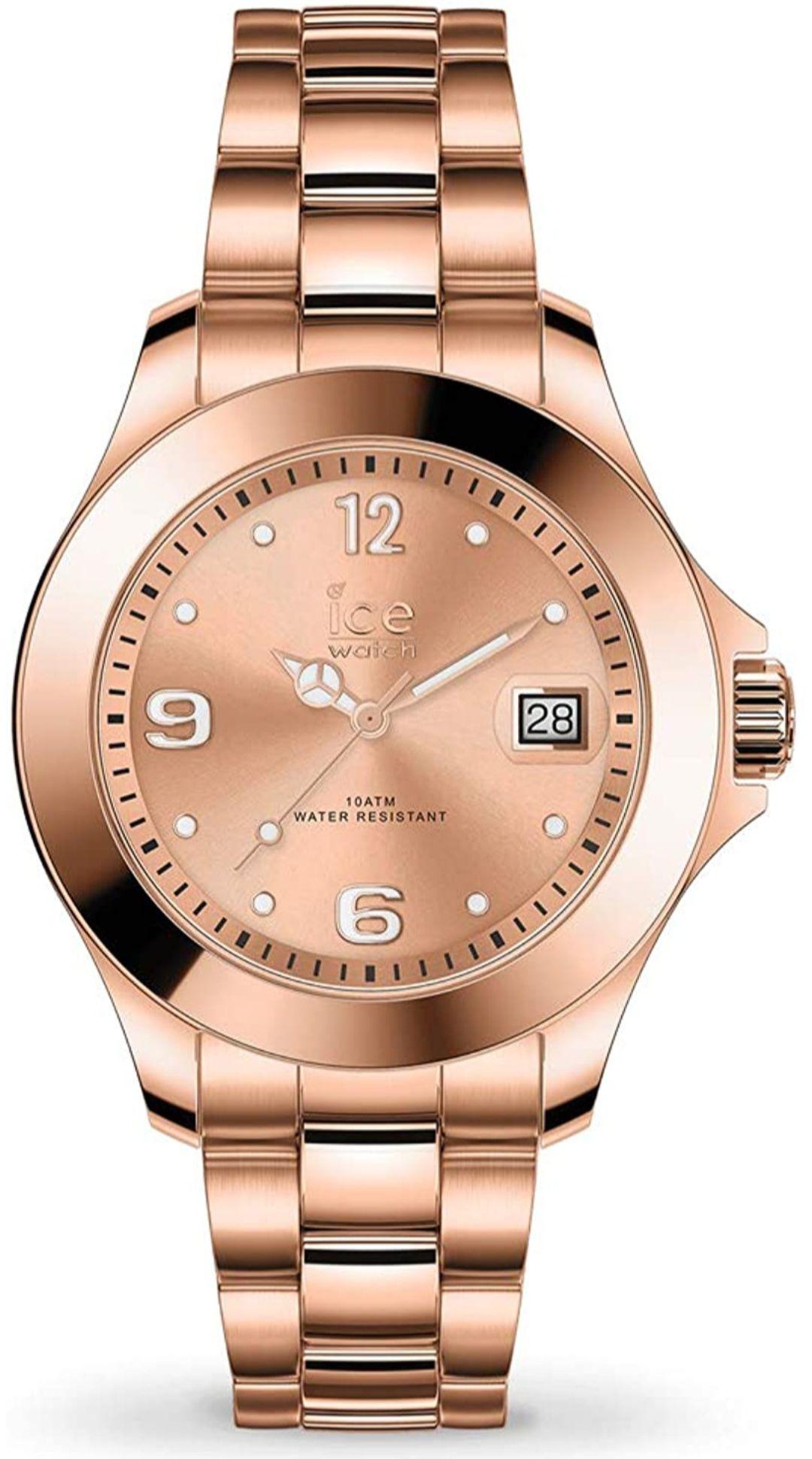 Montre à quartz pour Femme Ice-Watch 017321- Or rose