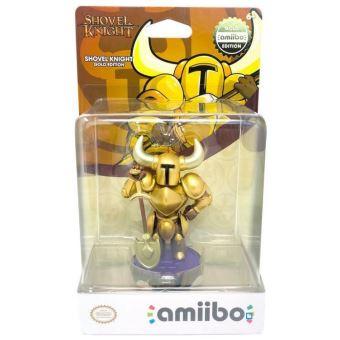 Figurine Nintendo amiibo Shovel Knight Gold Edition