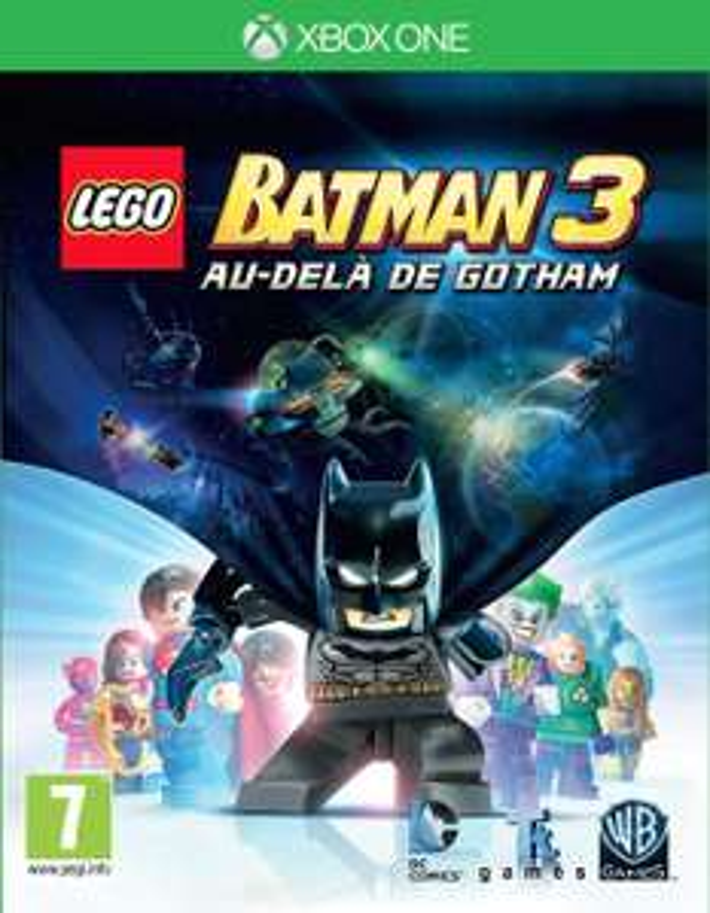 [Membres Gold] Jusqu'à 75% de réduction sur une Sélection de Jeux Xbox One - Ex :  LEGO Batman 3: Au dela de Gotham (Dématérialisé)