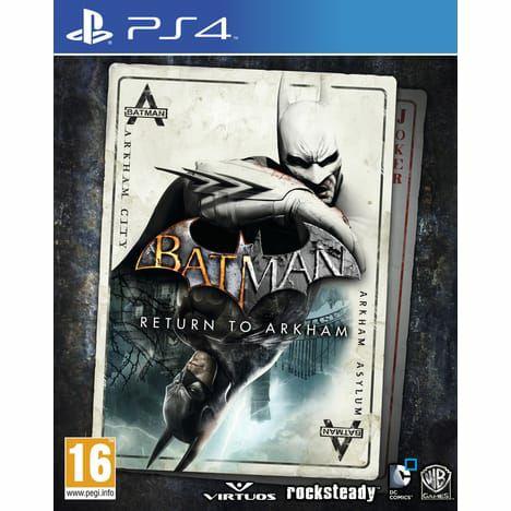 Batman : Return to Arkham PS4 sur PS4