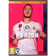Jeu FIFA 20 sur PC