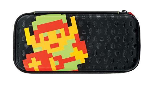 Sélection d'accessoires pour Nintendo Switch - Ex : Pochette Zelda Edition Retro
