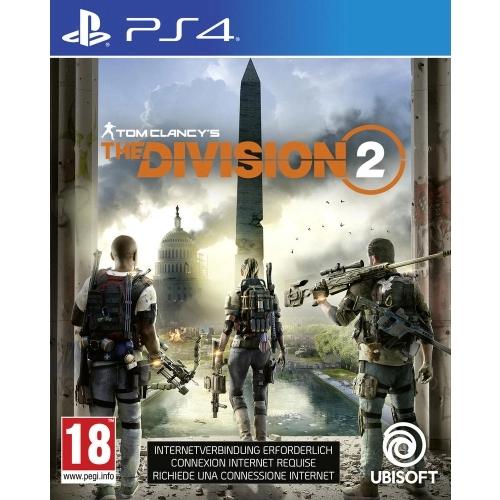 Tom Clancy's : The Division 2 sur PS4 ou Xbox