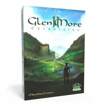 Jeu de carte Abysse - Glen more 2 Chronicles