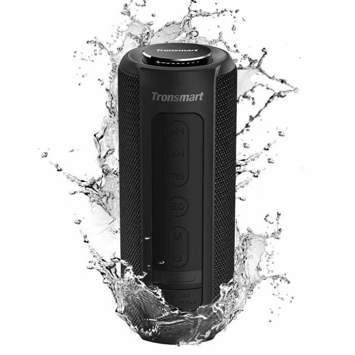 Enceinte Bluetooth Tronsmart T6 Pro (vendeur tiers)
