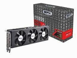 Carte graphique XFX Radeon R9 Fury Triple Fan (HDMI, 3x DisplayPort)