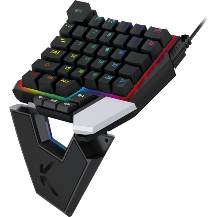 Pavé numérique mécanique Skillkorp MMO30 - RGB