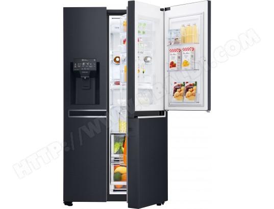 Refrigerateur americain LG GSS6871MC - 601L, A+, Door in Door