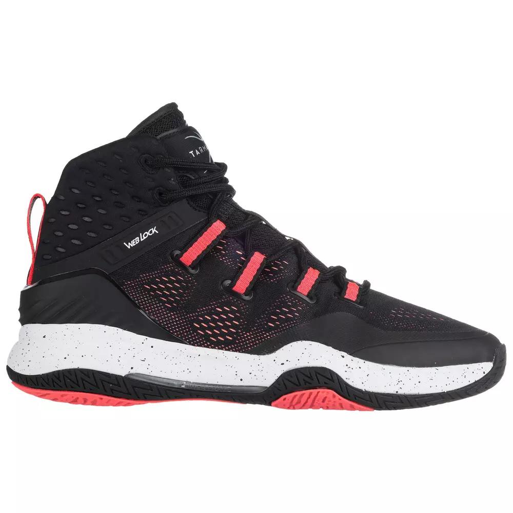 Chaussures basket femme Tarmak SC500 - Rose