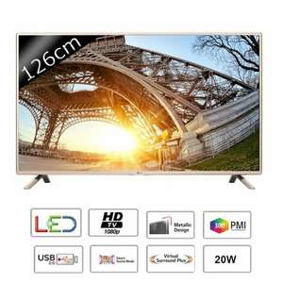 "TV 50"" LG 50LF5610 - Full HD (+53.99€ en bon d'achat)"