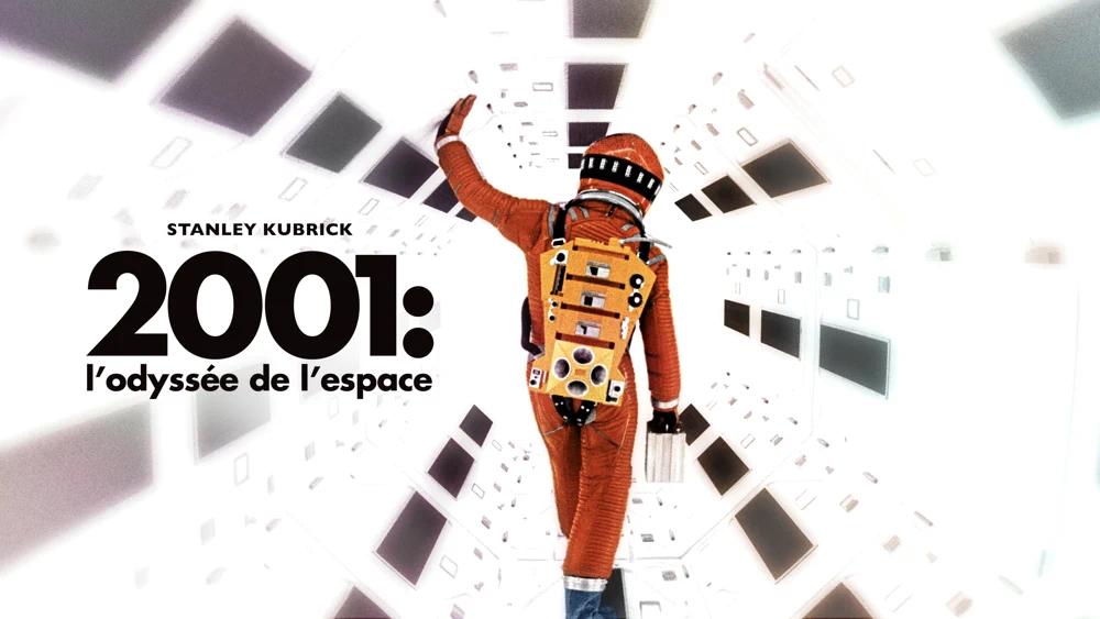 2001 l'odyssée de l'espace (dématérialisé)