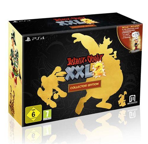 Astérix et Obélix XXL2 Edition Collector sur PS4