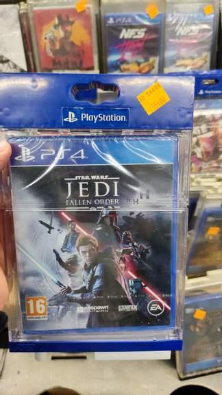 Star Wars Jedi Fallen Order sur PS4
