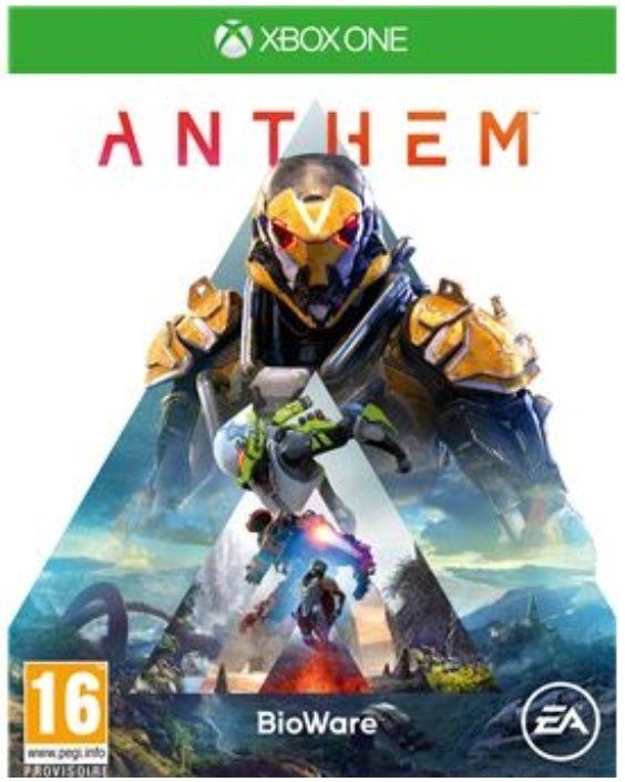 Sélection d'accessoires et jeux vidéo en promotion - Ex : Anthem Xbox One, PS4, PC à 6€