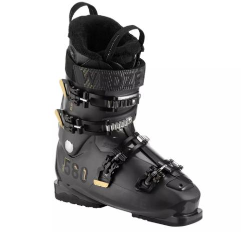 Chaussures De Ski De Piste Wedze Heat 580 Noires Homme