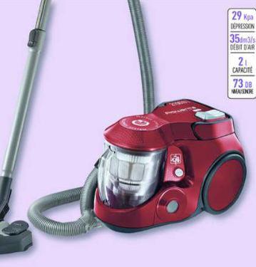 aspirateur sans sac Rowenta RO8013/11 Silence Force