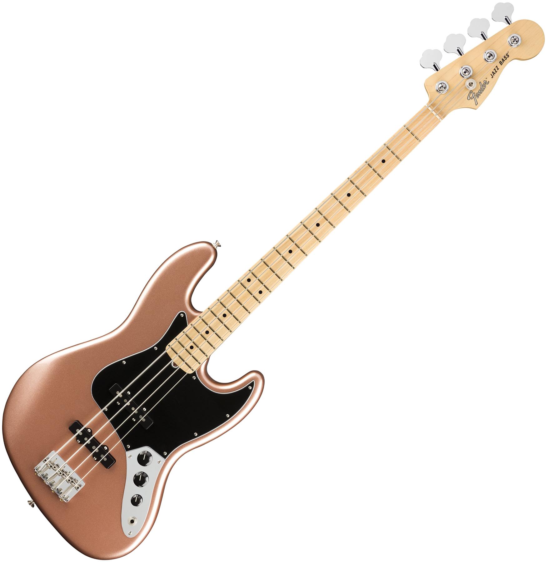 Guitare basse Fender American Performer Jazz Bass - Penny (stars-music.fr)