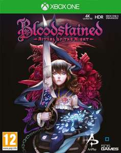 Bloodstained : Ritual of the Night sur PS4 et Xbox One