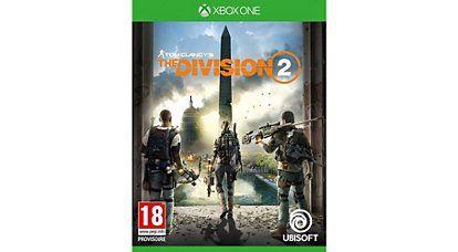 Jeu Division 2 sur Xbox One