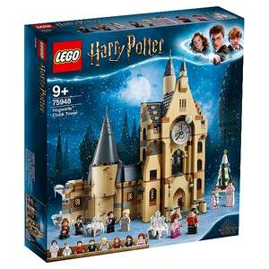Jeu de construction Lego Harry Potter - La Tour De L'horloge De Poudlard n°75948