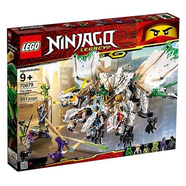 Jeu de construction Lego Ninjago : L'ultra dragon n°70679