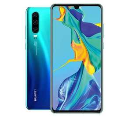 "[Etudiants via Unidays] Smartphone 6.1"" Huawei P30 - full HD+, Kirin 980, 6 Go de RAM, 128 Go + Montre connectée Huawei Watch GT 2e"