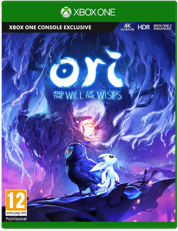 Sélection de jeux vidéo et produits dérivés en promotion - Ex : Ori and the Will of the Wisps sur Xbox One
