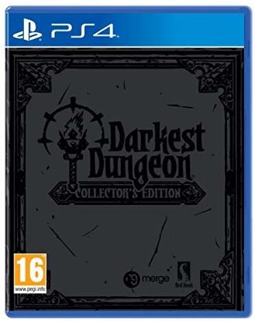 Darkest Dungeon - Édition Collector sur PS Vita