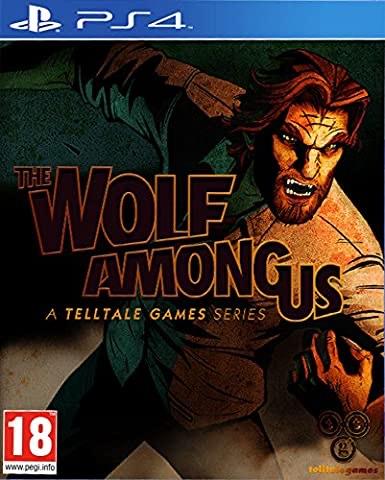 The Wolf Among Us sur PS4 (Dématérialisé - Store Turque)