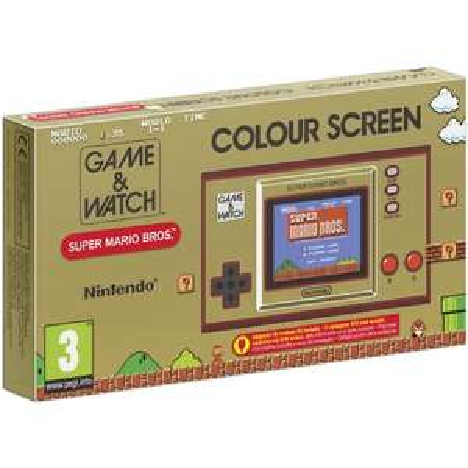 Console portable Nintendo Game & Watch Super Mario Bros. - Chinon (37)