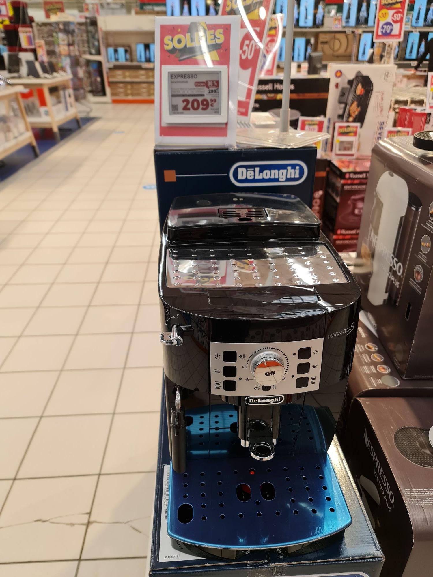 Machine a café Delonghi Magnifica S 22140B - Clermont (63)