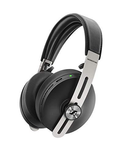 Casque audio sans-fil à réduction de bruit Sennheiser Momentum 3 Wireless - Noir