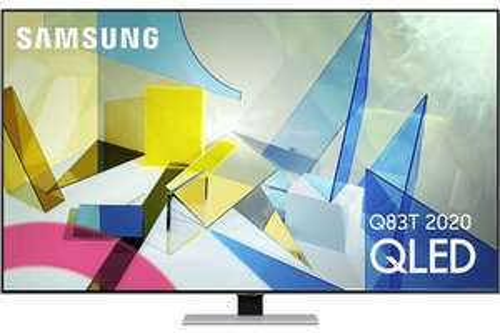 "TV QLED 55"" Samsung QE55Q83T 2020 - 4K UHD, Smart TV"