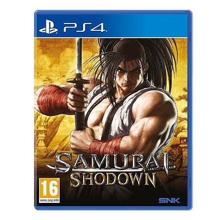 Samourai Shodown sur PS4