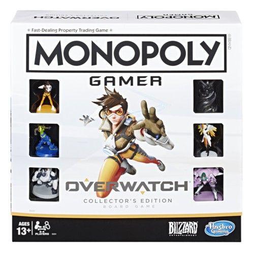 Jeu de société Molopoly Gamer Overwatch Edition Collector