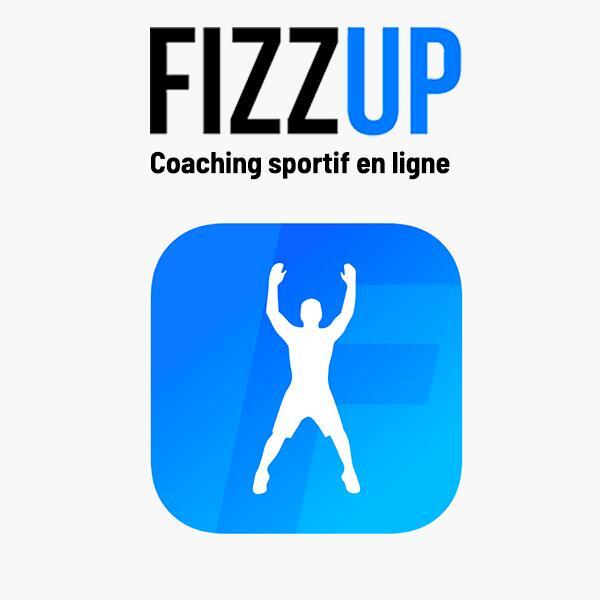 Abonnement de 6 Mois (Ou 3 Mois/12 Mois) à FizzUp - Coaching sportif en ligne (Dématérialisé)