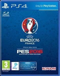 [Précommande] PES 2016 - Edition UEFA Euro 2016 sur PS4