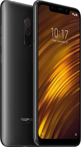 "Smartphone 6.18"" Xiaomi Pocophone F1 - 64Go"
